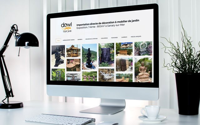 Dewi - Refonte de site internet sur Wordpress